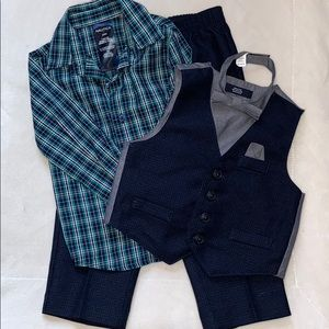 Nautica boys 24 month 4 piece outfit